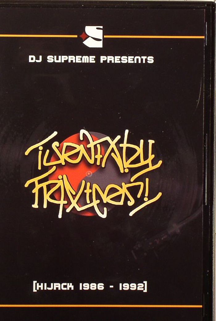 Dj Supreme's journey told by himself and a line of guests chronicling his beginnings and the group Hijack.